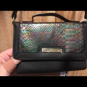 JUICY COUTURE CROSSBODY FLIRT MERMAID Design purse
